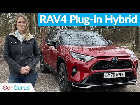 Toyota RAV4 Plug-In Hybrid Review (2021): Is this one of the best PHEVs on sale? | CarGurus UK