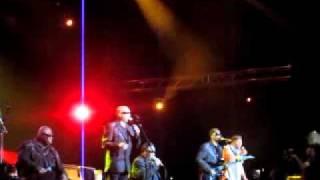 Blind Boys of Alabama & Aaron Neville - People Get Ready live @ Bluesfest 2011