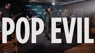 "Pop Evil ""I Won't Back Down"" Tom Petty Cover Live @ SiriusXM // Octane"