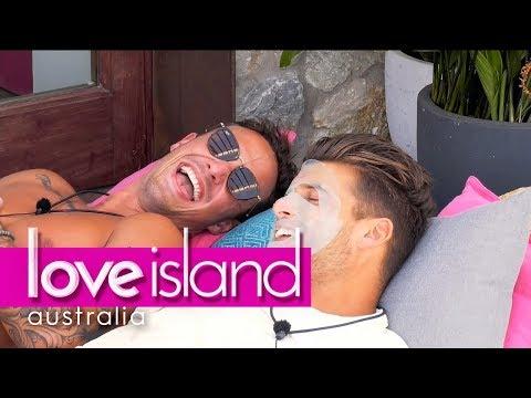 The funniest moments from Grant's Villa life | Love Island Australia 2018