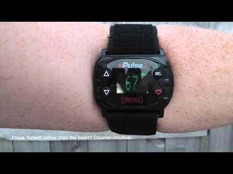ePulse 2 Strapless Continuous Heart Rate Monitor