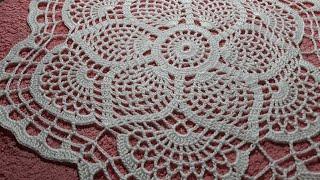 Crochet Doily #05