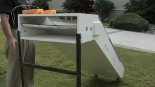 Renewable Energy: Solar Air Heater