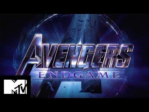 Marvel Studios' Avengers Endgame - Official Trailer HD | MTV Movies (видео)
