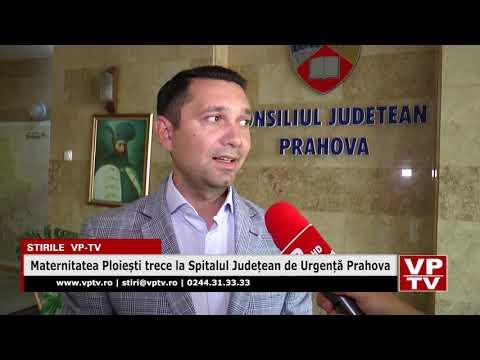 Maternitatea Ploiești trece la Spitalul Județean de Urgență Prahova
