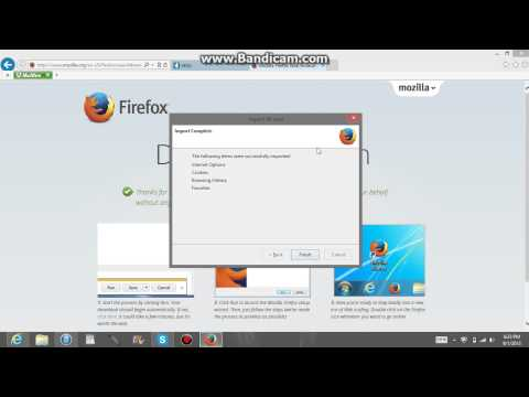 Firefox tutorial