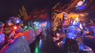 [4K] Shanghai Disneyland Buzz Lightyear Interactive Ride