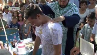 ΚΙΒΩΤΟΣ ΤΟΥ ΚΟΣΜΟΥ Ομαδική βάπτιση στην Πωγωνιανή