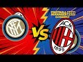 #10 - FM19 Experiment: AC MILAN vs INTER MILAN