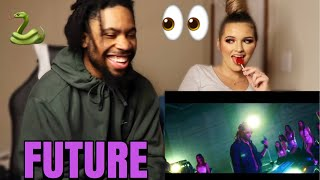 Future- Hard To Choose One [Official Music Video] REACTION!!