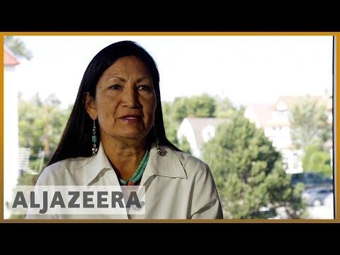 🇺🇸 Running to be first female Native American in Congress | Al Jazeera English