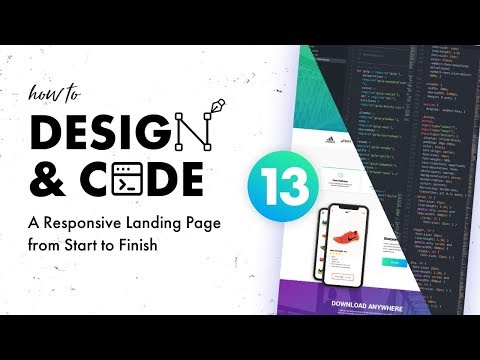 13 - Responsive Images | Design & Code Series
