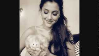 Ariana Grande - Grenade♥ Pictures & Lyrics on screen!! :)