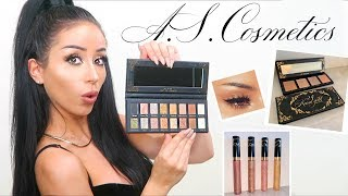 MAKING MY OWN MAKEUP LINE!