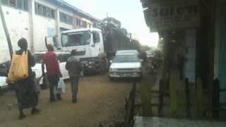 preview picture of video 'MOV 0153The coca-cola depot of kericho town,kericho,kenya'