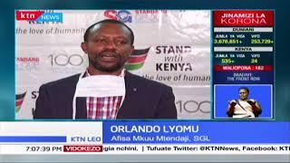 Vituo vya watoto vyafaidika na msaada wa Simama na Kenya