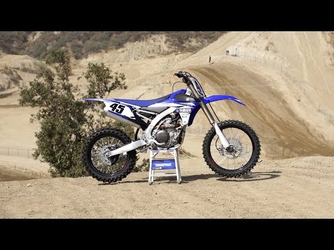2017 Yamaha YZ450F in Missoula, Montana - Video 1