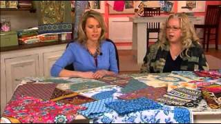 Luana Rubin's Trends in New Fabrics on QATV, Episode 1008