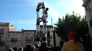 preview picture of video '2de6 Human Towers - Castellers de Mollet - Mollet del Vallès'