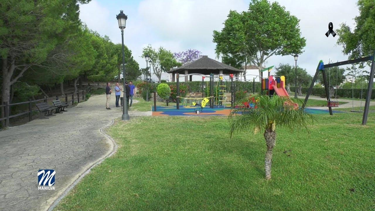 Mejoras en el parque de Las Viñas