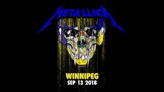 Metallica: Live in Winnipeg, Manitoba - 9/13/18 (Full Concert)