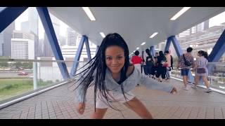 Inama    Diamond Platnumz Ft Fally Ipupa | Afro Dance Freestyle | Anisha Thai