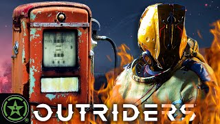 Building Up a Fire Immunity - Outriders by Let's Play