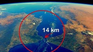 Dlaczego Afryka I Europa Nie Są Połączone Mostem. Megaprojekty Gibraltaru