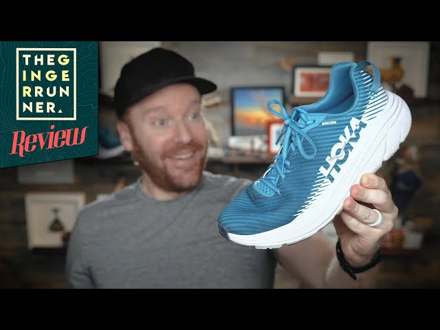 HOKA ONE ONE RINCON 2 REVIEW   The Ginger Runner