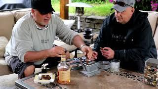 Back Porch Cigar Tour Vlog 1 Pt  1