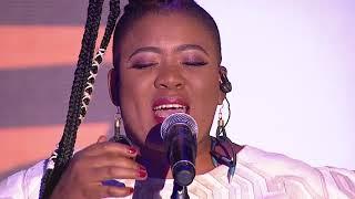 THANDISWA  Live Performance At AFRIMA 2017