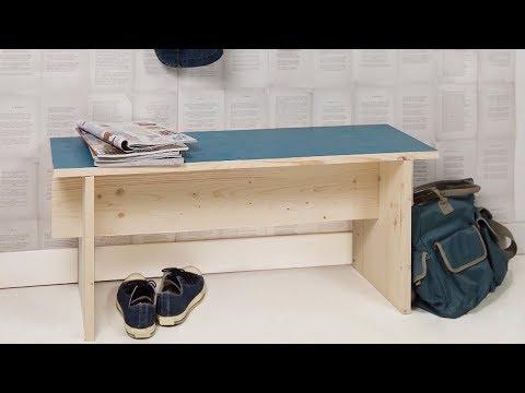 Project Tutorial: Sitzbank selber bauen