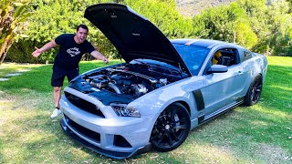 This Supercharged 2013 Mustang GT Is AMAZING (And cost only $1)