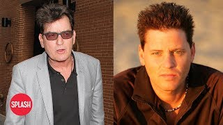 Charlie Sheen Accused of Raping Corey Haim in 1986 | Daily Celebrity News | Splash TV