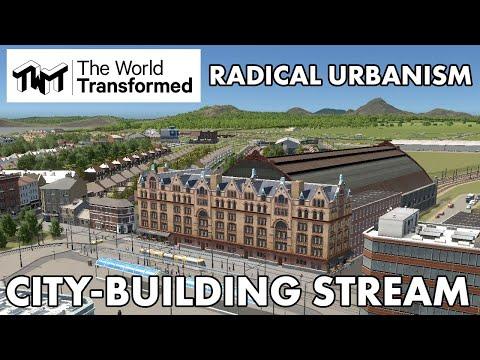 TWT Radical Urbanism City Building Stream 3