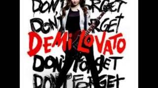 Demi Lovato - Two Worlds Collide (Audio)
