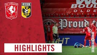 HIGHLIGHTS   FC Twente - Vitesse (03-04-2021)
