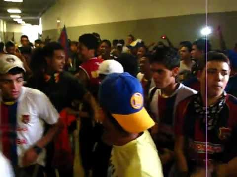 """previa brujos chaimas ( Monagas S.C vs LLaneros)"" Barra: Guerreros Chaimas • Club: Monagas"