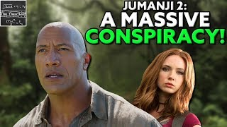 The Origins of Jumanji EXPLAINED! - Jumanji: Welcome to the Jungle [Theory]