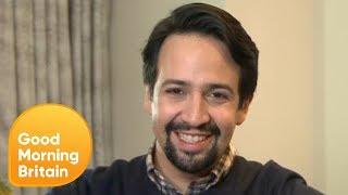 Lin-Manuel Miranda Shares the Inspiration Behind Hamilton | Good Morning Britain
