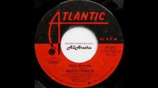 Aretha Franklin - Look Into Your Heart / Rock With Me - 7″ - 1976