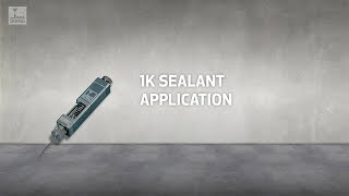 1K Bonding & Sealing Application