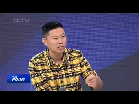 09/08/2017: Prejudice against race and hip-hop: MC Jin's storytelling at CGTN