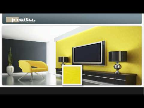 Insitu Wallcovering Solutions