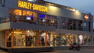 Добро пожаловать в Harley-Davidson Самара!