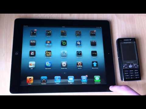 Mobiles Internet am iPad und iPod ohne Jailbreak und iPhone