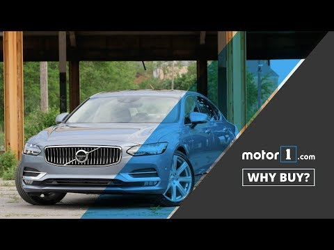 Why Buy | 2018 Volvo S90