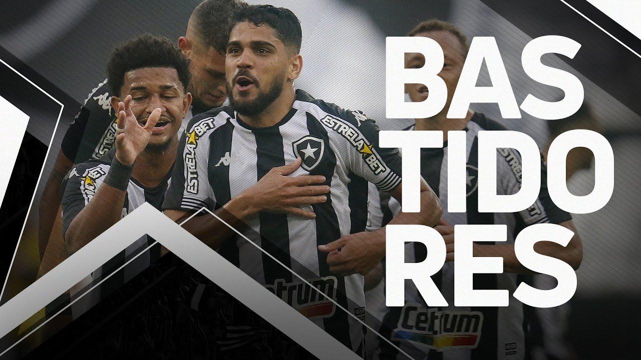 VÍDEO: Botafogo divulga bastidores da goleada sobre o Londrina no Estádio Nilton Santos