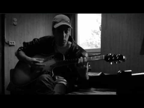 Cinnamon Girl acoustic b&w (2013)
