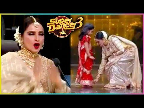 Rupsa Performance SHOCKED Rekha | Super Dancer Chapter 3